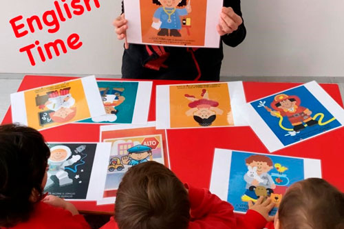 Bilingüismo en Menagar - English Time Total English Teaching